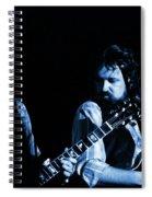 Mtbspo79 #50 Enhanced In Blue Spiral Notebook