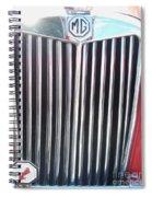 Mtg Chrome Grill Spiral Notebook