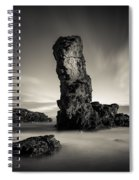 Muchalls Stack Spiral Notebook