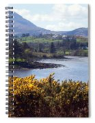 Muckish ,irish Landscape  Spiral Notebook
