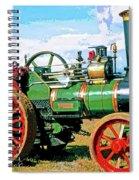 Mud Wrestler Spiral Notebook