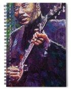 Muddy Waters 4 Spiral Notebook