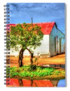 Muddy Waters Spiral Notebook