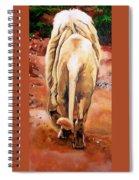 Mufasa Spiral Notebook