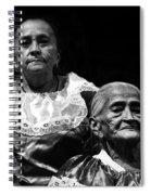 Mujeres Salvadorenas  Spiral Notebook