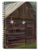 Mulberry Farms Grainery Spiral Notebook
