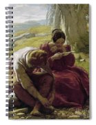Mulready: Sonnet, 1839 Spiral Notebook