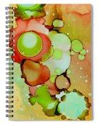 Multi Cells Spiral Notebook