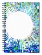 Multimedia Screen And Graphic Design Spiral Notebook