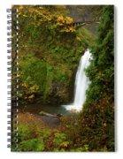 Multnomah Autumn Spiral Notebook