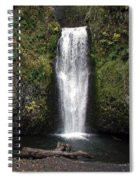 Multnomah Falls 2 Spiral Notebook