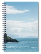 Mumbles Lighthouse 2 Spiral Notebook