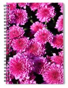 Mums The Word Spiral Notebook