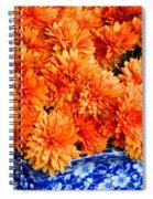 Mumz The Word Spiral Notebook