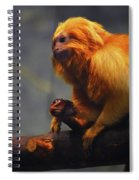 Munchin  Spiral Notebook