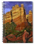 Munds Mountain Spiral Notebook