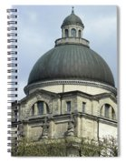 Munich Detail 11 Spiral Notebook