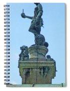 Munich Detail 13 Spiral Notebook