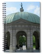 Munich Detail 14 Spiral Notebook