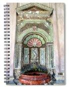Munich Detail 15 Spiral Notebook