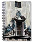 Munich Detail 18 Spiral Notebook