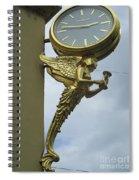 Munich Detail 3 Spiral Notebook