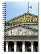 Munich Detail 7 Spiral Notebook