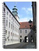 Munich Detail 8 Spiral Notebook