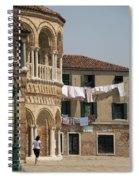 Murano 4338 Spiral Notebook