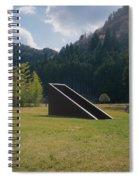 Murou Sculpture Spiral Notebook