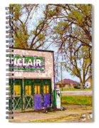 Murphy's Garage Spiral Notebook