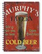 Murphy's Tavern Spiral Notebook