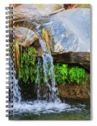 Murray Canon Tranquility II Spiral Notebook