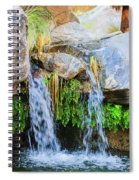 Murray Canon Tranquility Spiral Notebook