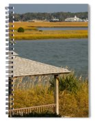 Murrells Inlet Spiral Notebook
