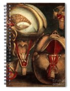 Muscles Of Eye And Larynx, Illustration Spiral Notebook