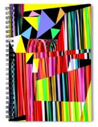Muse 12 Spiral Notebook