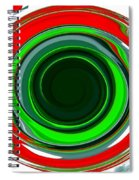 Muse 30 Spiral Notebook