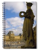 Musee Du Louvre Spiral Notebook