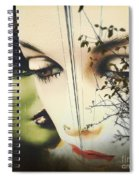 Muses Spiral Notebook