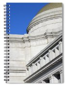 Museum Of Natural History Spiral Notebook