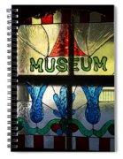 Museum Spiral Notebook