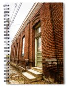 Museum Side Up Spiral Notebook