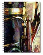 Music Spiral Notebook