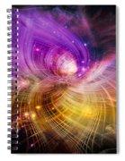 Music From Heaven Spiral Notebook