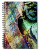 Music II Spiral Notebook