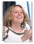 Musician Amy Helm Spiral Notebook