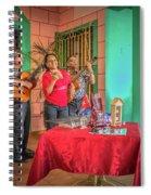 Musicians Spiral Notebook