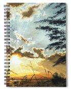 Muskoka Dawn Spiral Notebook