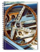 Mustang Convertible Spiral Notebook